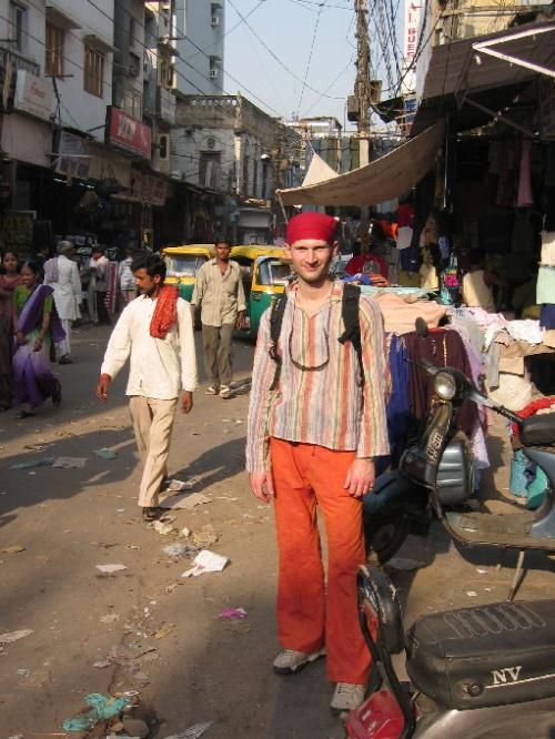Дели: Пахаргандж (Мейн-базар)