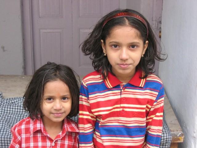 Девочки из Бадринатха