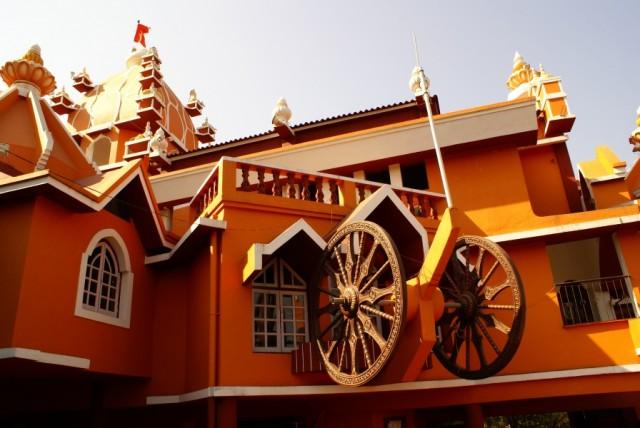 Панджим Mahalakshmi-Tempel