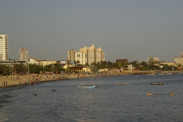 Мумбай Chowpatty Beach
