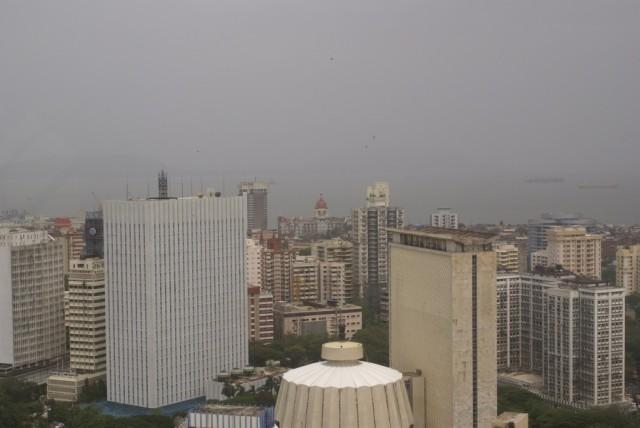 Мумбай Colaba  июль, сезон дождей