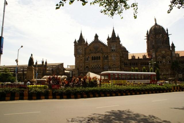 Мумбай Victoria Terminus