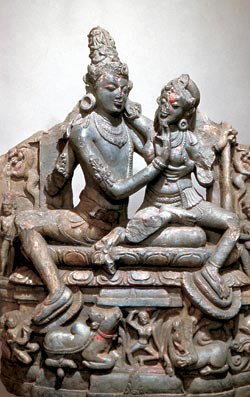 Шива, Парвати