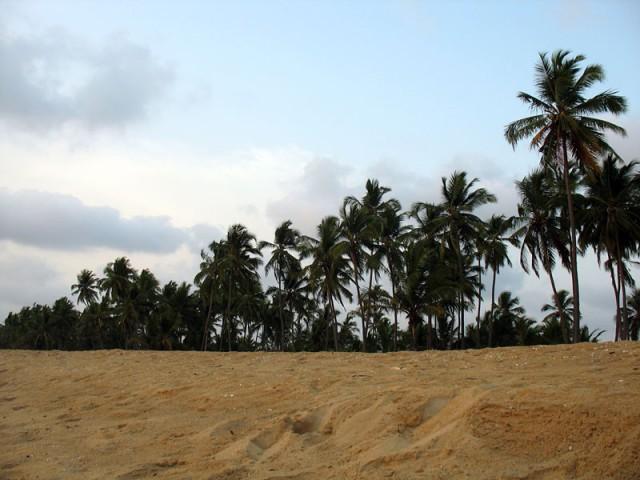 Пляж Бекал