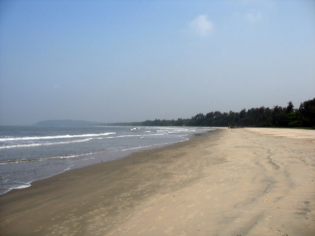 Пляж Мужапилангад