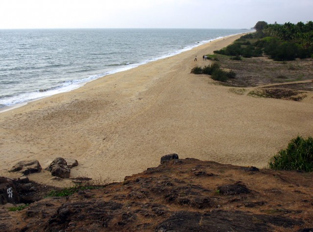 Пляж Каппил