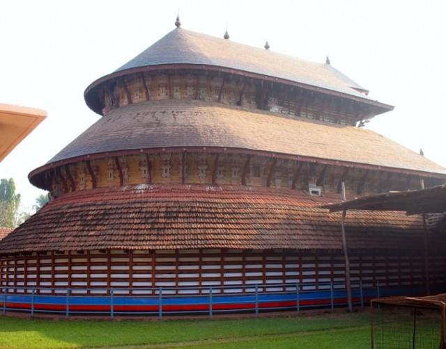 Керальский храм