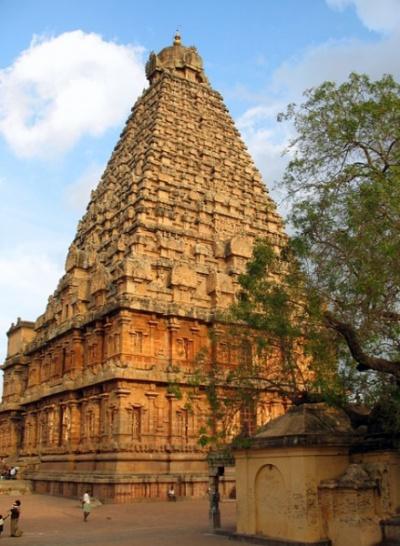 Храм Брихадишвара. Танжавур