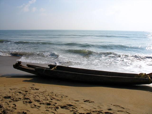 Океан в Мамалапураме