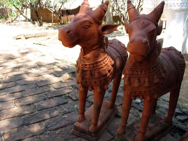 Симпатичные коровки. Дакшиначитра