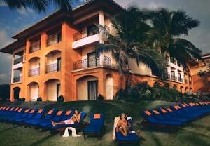 Отель Marriott в Гоа