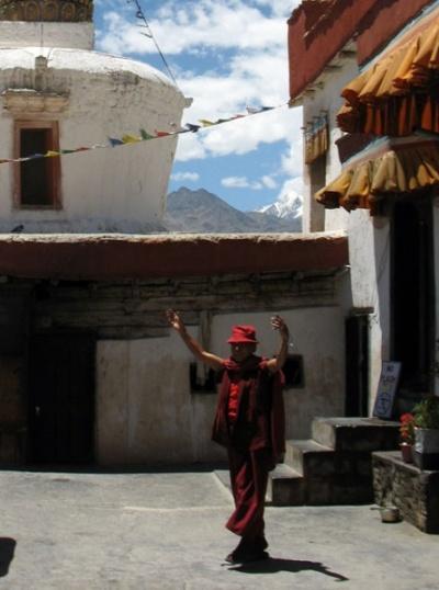 Танцующий монах, Ше