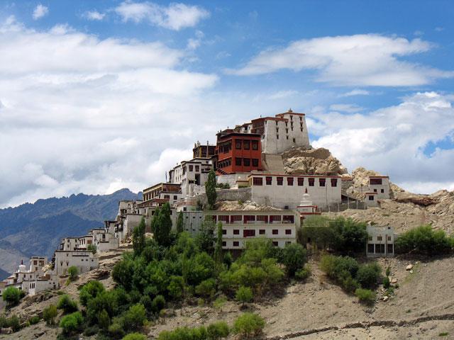 Монастырь Тикси. Ладакх