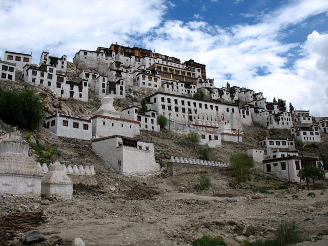 Монастырь Тикси, Ладакх