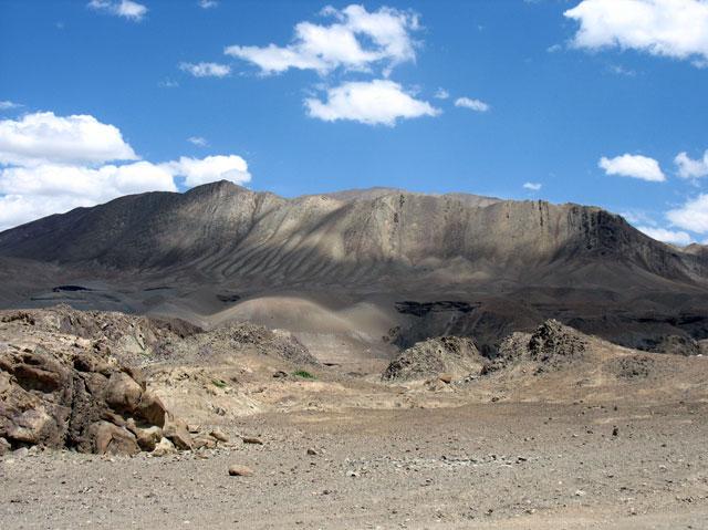 Горы около Алчи