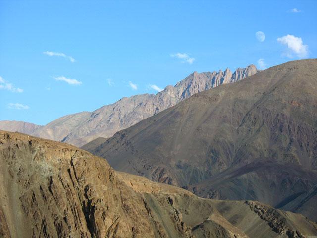 Горы вокруг Алчи, Ладакх
