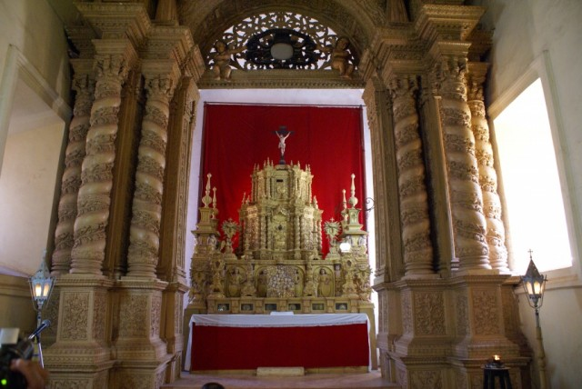 Basikica of Bom Jesus