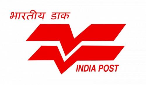 Логотип Почты Индии