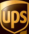 Логотип курьерской службы UPS