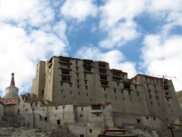 Дворец в Лехе, Ладакх