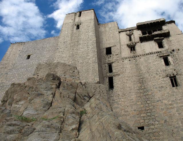 Дворец в Ле. Ладакх