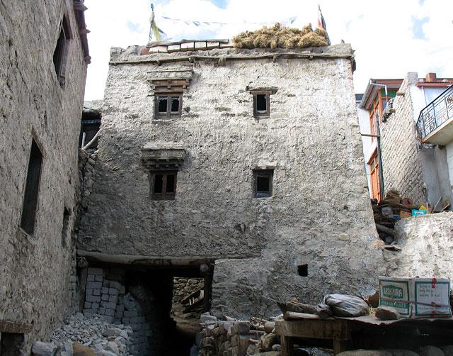 Дом в старом городе, Ле