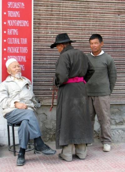 Разговор буддиста и мусульманина