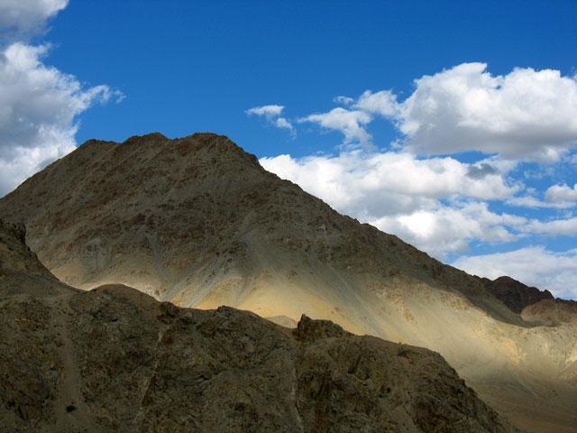 Гора гималайская