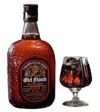 Ром Old Monk