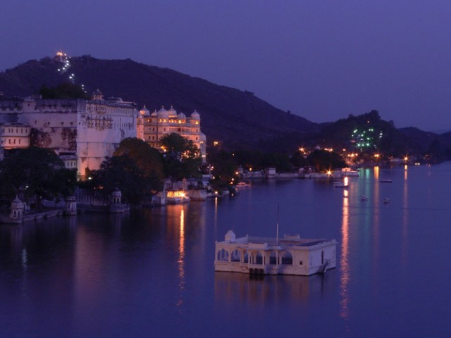 Самый романтичный город Раджастана