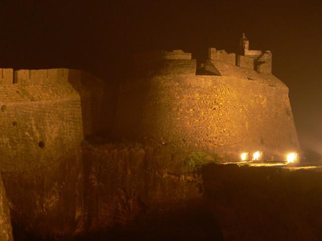 Старый португальский форт