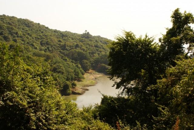 Остров Элефанта (Гхарапaури)