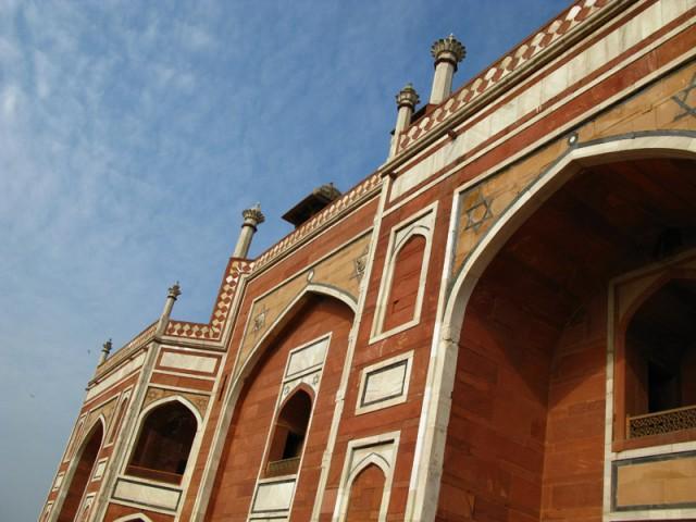 Мавзолей Хумаюна в Дели (фотографии комплекса)