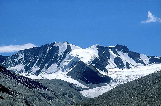 Большой Гималайский хребет
