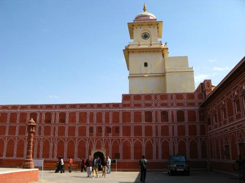 Городской дворец Джайпура (City Palace)...