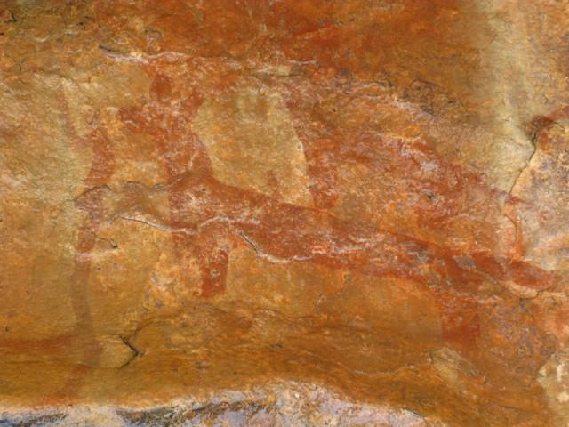 Наскальные рисунки, Гарарда, Раджастан