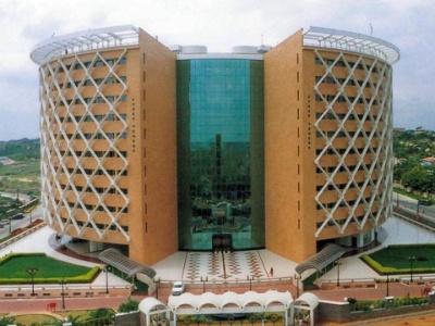 IT-центр в Хайдарабаде