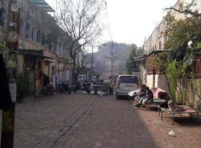 Делийская улочка