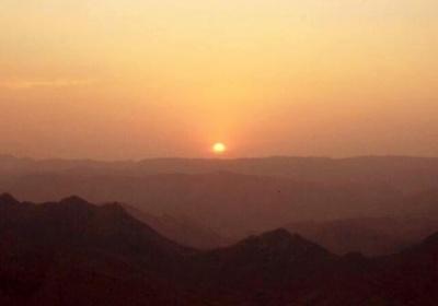 Закат над Удайпуром