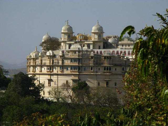 Удайпур, штат Раджастхан, Индия