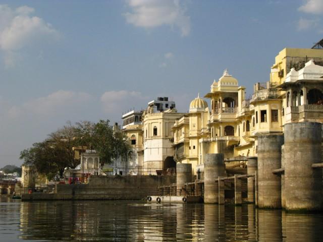 Удайпур, штат Раджастан, Индия