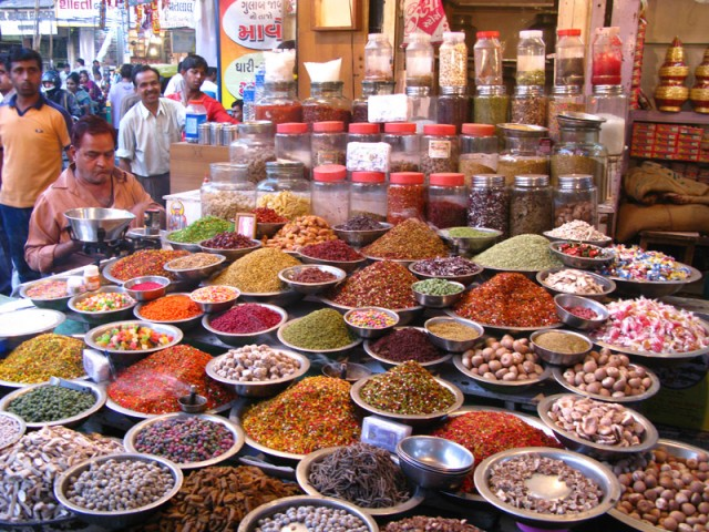Ахмедабад (Амдавад), Индия