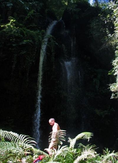 Водопад в Джиби