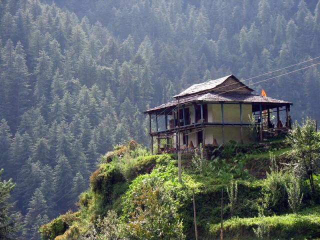 Дом в окрестностях Джиби