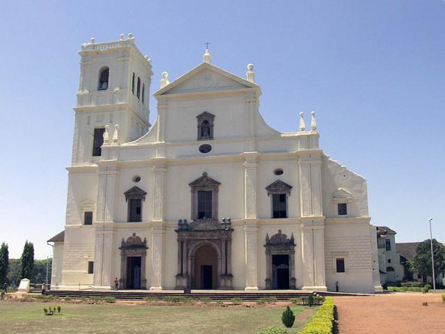 Христианская церковь в Гоа