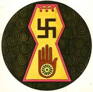 Символ джайнизма