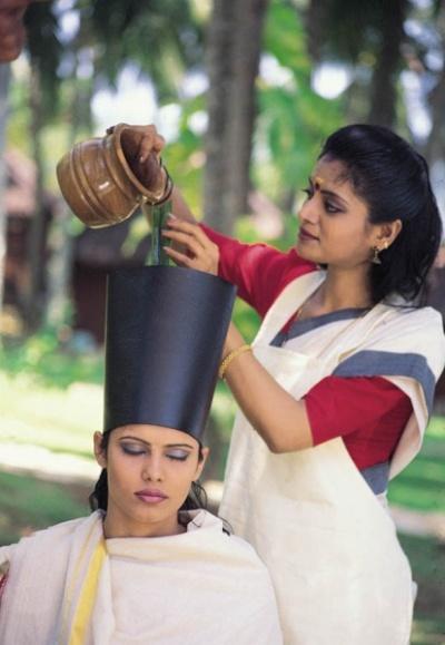 Аюрведические процедуры в Керале