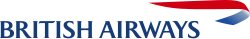Логотип авиакомпании British Airways