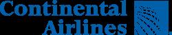 Логотип авиакомпании Continental Airlines
