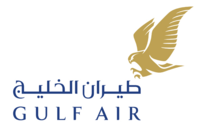 Логотип авиакомпании Gulfair